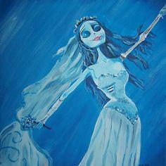 The Corpse Bride - Tim Burton