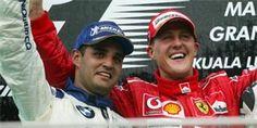 Montoya: Mohl jsem jezdit za Ferrari