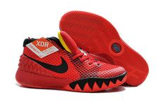 best sneakers 67593 4255a Kyrie 1 Young Deceptive Red Bright Crimson Black University Red Blue Lagoon Tour  Yellow 705277 606