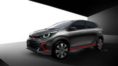 KIA Motors unveils the rendered images of the latest model of 'Morning' for the first time - 기아자동차는 '신형 모닝' 렌더링 이미지를 최초로 공개했습니다 - #exterior #stylish #refined #design #firsttime #renderedimage #new #open #unveil #carsofinstagram #JA #Morning #KIA #모닝 #신형모닝