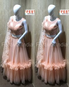 Elegant Crop top in pastels colour only at Festival Lalgate Surat  The House of Saree, Chaniya choli, Dress, Gown, Indo-western, Unstitch material etc. For Live Video shopping / whatsapp / FaceTime call +91 8469977360  ##fashionblogger #indianethnic #ethnicwear #womensfashion #indowestern #style #styleblogger #wedding #lehengacholi #pinkcolour  #GOWNS #2k20  #peach #eveninggown #partywear # #vlogger #onlineshopping #Festivalsurat  #suRat#festivalfashion