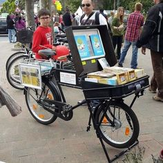 """JW.org Bicycle.  Returning to """"Green"""" theocratic mobile metropolitan street witnessing.      The Mormons will have to up their game. Lol."""