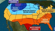 What's expected for this year's 2017-2018 winter.