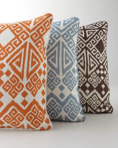 """Tangier"" Accent Pillow on shopstyle.com"