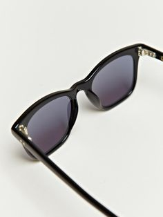 a928c63e97 Cutler And Gross Vintage Collection Unisex Black Frame Sunglasses