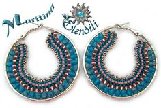 Pendientes Maritina by **Elendili**, via Flickr