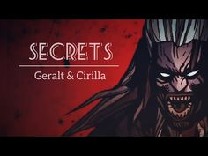 Geralt & Cirilla | The Witcher GMV // Secrets | Liv Ash (w/lyrics) - YouTube The Witcher, The Secret, Ash, Music Videos, Lyrics, Animation, Youtube, Fictional Characters, Gray