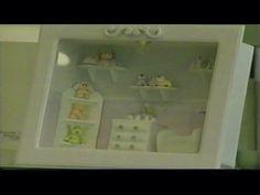 Minha exposição de Ambientes em Miniaturas no Farol Shopping