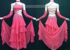 tailor made ballroom dress