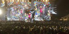 Rolling Stones hace historia con su gran concierto en Cuba....