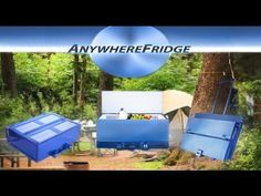 """Initially the inventor was hoping to raise $1,000 through crowd funding. The campaign closed with more than $120,000. Now he hopes to ship the new """"Anywhere Fridge"""" beginning in the Fall. You can refrigerate food (BEER)--without electricity--in a package the size of a briefcase."""