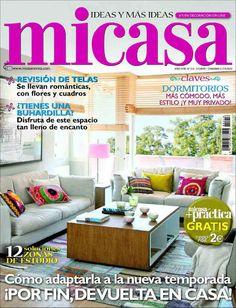 MiCasaOctubre2012  Revista mensual.