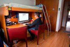 literas con escritorio y closet - Buscar con Google