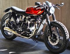 Drifter Bike's Cafe Tracker Kawasaki W650