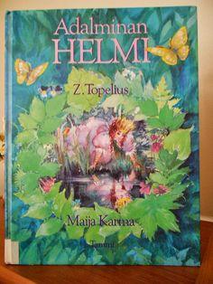 adalminan helmi kirja Karma, Memories, Books, Life, Memoirs, Souvenirs, Libros, Book, Book Illustrations
