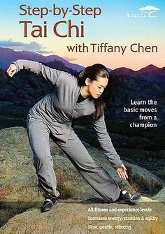 Designed for students of all levels and hosted by Chinese martial-arts expert Tiffany Chen, this Tai Chi workout puts the emphasis on enhancing cardiovascular fitness, fortifying core muscles, and red
