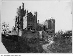 The fall of Sir Henry Pellatt, king of Casa Loma - Spacing Toronto Castle On The Hill, Canadian History, Toronto Canada, Historical Pictures, Tower Bridge, Ontario, City, Travel, Castles