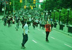 Dia do Skate é comemorado em junho para celebrar o esporte.