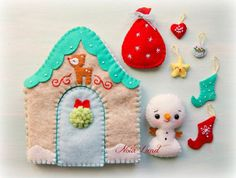 Libro de la Navidad. Libro de actividades casa de por Noialand
