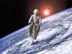 Einstein: Extraterrestres uma Prolongação de nós Mesmos no Futuro.