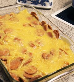 Mrs. Kay's Banana Pudding (duck dynasty)