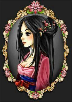 Mulan by tim shumate