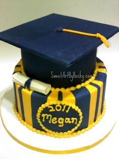 Soddy Daisy High School Graduation Cake