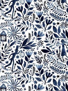 Abigail Halpin - pattern