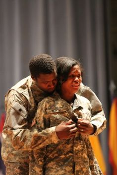 "FORT GORDON, Georgia-- ""I AM STRONG"" Performance Brings Sexual Assault Awareness to the Forefront"