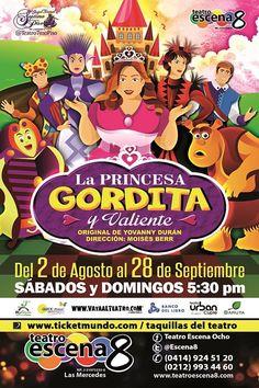 La Princesa Gordita y Valiente | Recomendao.com