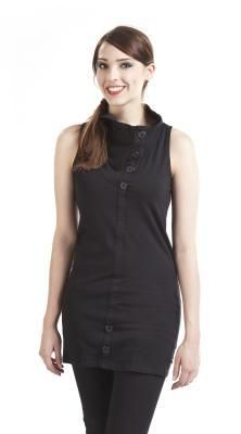 Button Dress - Forplay