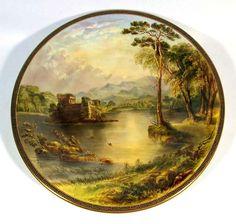 English 12 Scenic Plates