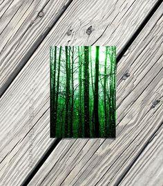 Emerald Green Wall Art Nature Decor Abstract by ara133photography, $15.00