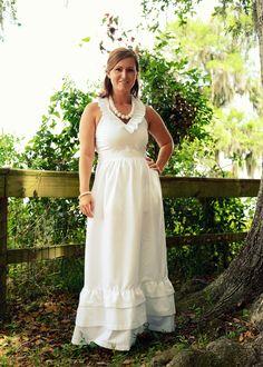 Emmaline Misses Maxi Dress Pattern | Violette Field Threads