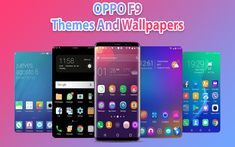 Themes for Oppo f9, Launcher theme pro wallpaper - Apps on