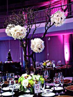 www.efavormart.com - Vogue Manzanita Centerpiece Tree, Wedding Supplies, Wedding Favors, Wedding Decorations, Wedding Centerpieces, Party Supplies