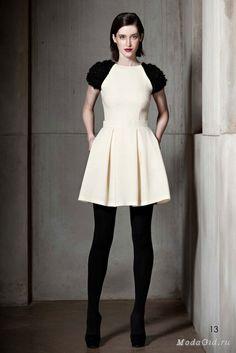 Женская мода: Nha Khanh, осень-зима 2012-2013