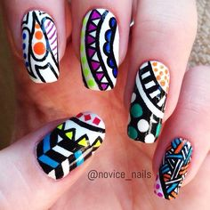 novice_nails #nail #nails #nailart