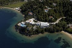 Skiathos, Air Photo, Hotel Suites, Travel Guides, Greece, Cape, River, Island, Outdoor