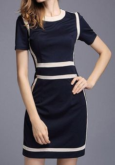 Dresses For Work Idea hit color zip up work dress working woman fashion dresses Dresses For Work. Here is Dresses For Work Idea for you. Dresses For Work the hunt the best dresses for work corporette. Dresses For Work hit color zi. Work Dresses For Women, Clothes For Women, Business Mode, Mode Outfits, Fall Outfits, Work Attire, Mode Style, Cute Dresses, Mini Dresses