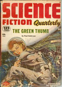 Science Fiction Quarterly Feb. 1952