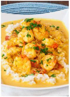Coconut Shrimp Curry | Cake And Food Recipe
