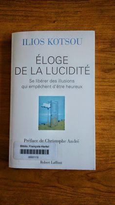 Éloge de la lucidité (152.42 K87e)