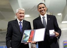 Veteran Russian Nationalist Demands Obama be Stripped of Nobel Peace Prize | World Truth.TV