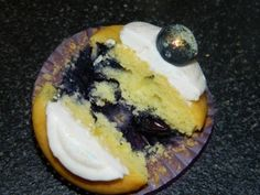 lemon blueberry cupcakes @ www.cupcakeswithconviction.com