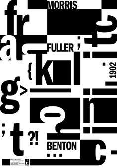 pqq | polina kukushkina / franklin gothic / #poster for paratype