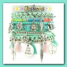 Zoek jij leuke Ibiza armbanden ? Shop nu online bij Armband Online Kopen ! http://www.armbandonlinekopen.nl/armbanden/ibiza-armbanden/