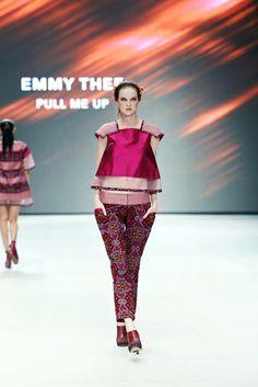 1000+ images about Batik Fashions on Pinterest   Batik Dress ...