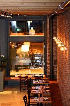 First National Green Room in Stillwater, MN #historicstillwater #restaurant