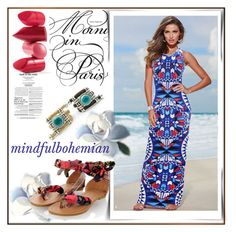MINDFULBOHEMIAN 5 by melikasalkic on Polyvore featuring polyvore, fashion, style, Rossetto and clothing
